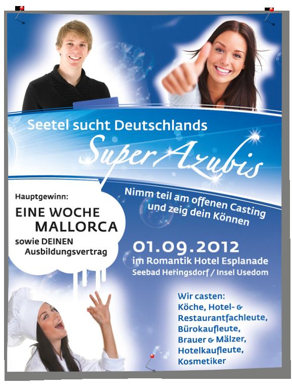 Seetel sucht Deutschlands Super Azubi