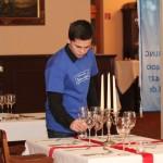 1. Seetel Azubi Casting: Tisch eindecken