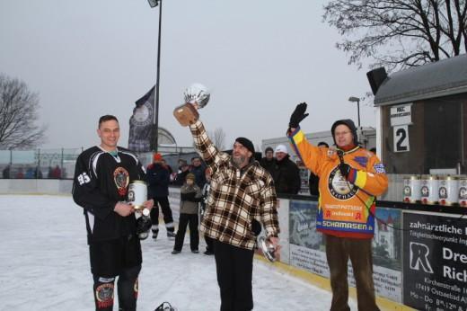 Usedomer Brauhaus Cup 2013 geht an die Malchower Wölfe