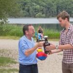 1. Seetel Entenrennen - Preis für besonderes Engagement