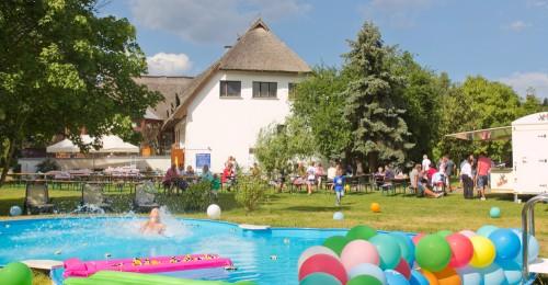 Seetel Kindertag 2013 im Waldhof Trassenheide
