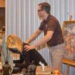 Entspannung pur - Massagen von Spa-Manager Ralf Berger