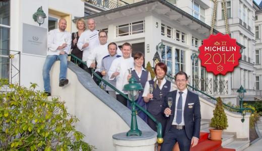 Tom Wickboldt und das Team vom Romantik Hotel Esplanade