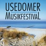 offiz. Logo des Usedomer Musikfestivals