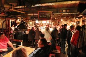 Atlantic Pub bei Live Musik