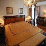 Suite im Romantik Seehotel Ahlbecker Hof