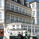 Bernd Kratzel lädt zur Usedom Rundfahrt auf Usedom im historischen Ford