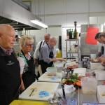 Seetel Gästebeirat, Kochen mit Tom Wickboldt