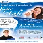Seetel Azubicasting: Plakat