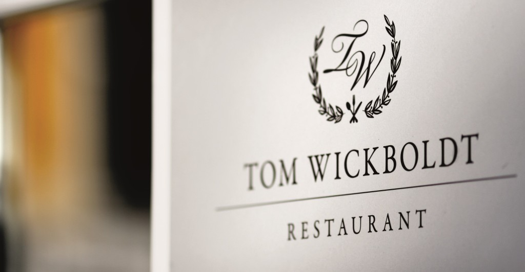 Tom Wickboldt Restaurant Logo